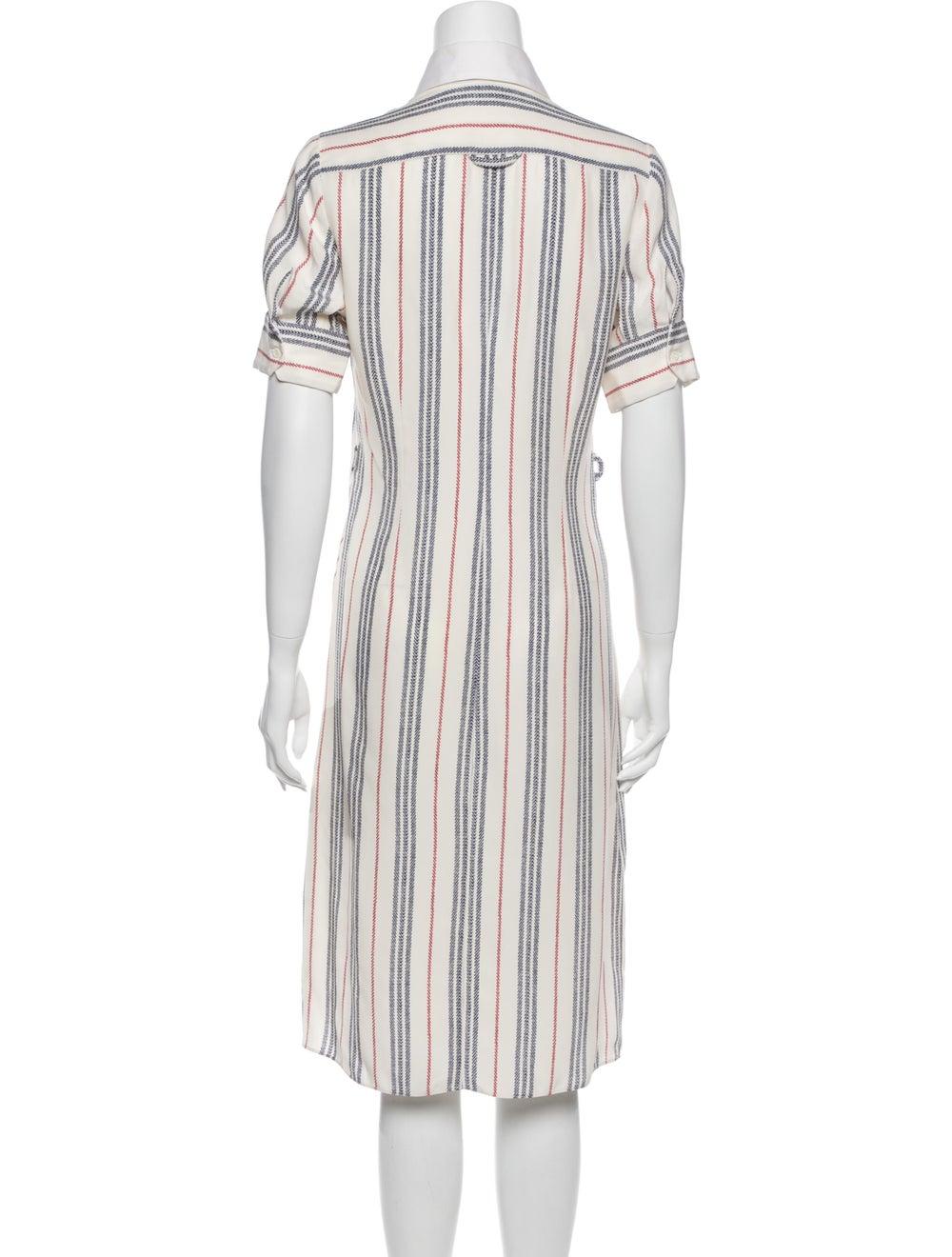 Altuzarra Silk Midi Length Dress - image 3