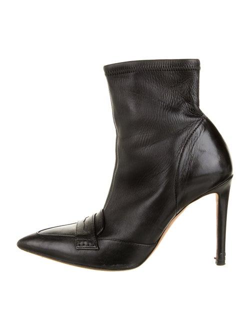 Altuzarra Leather Boots Black