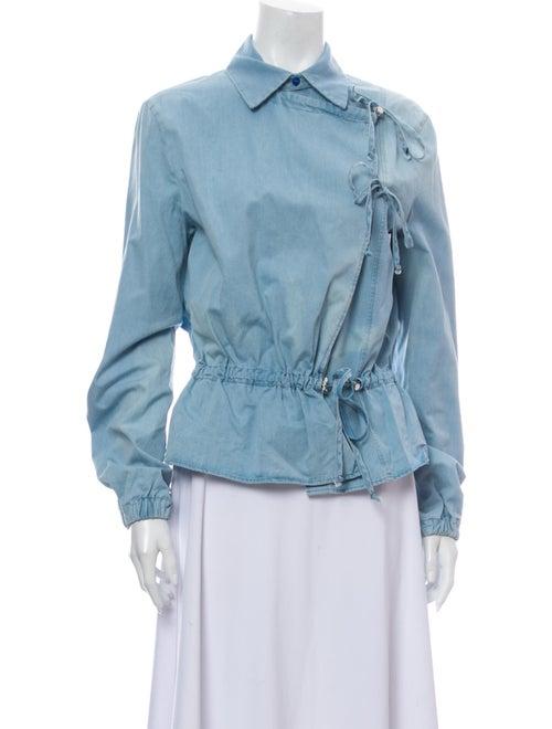 Altuzarra Jacket Blue