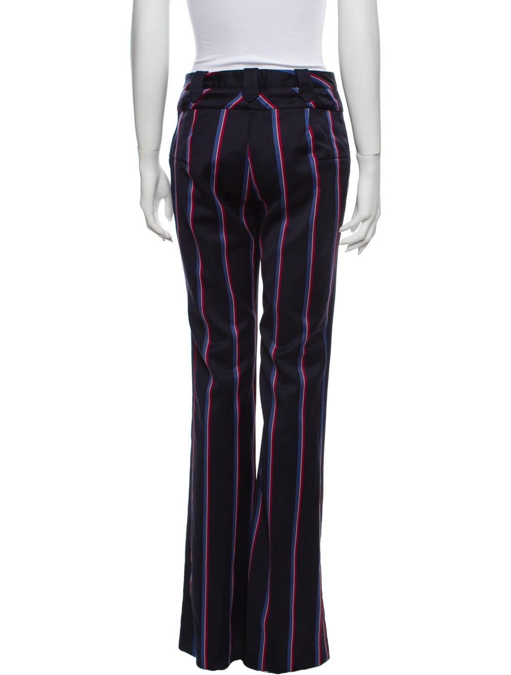 Altuzarra Virgin Wool Flared Pants Wool - image 3