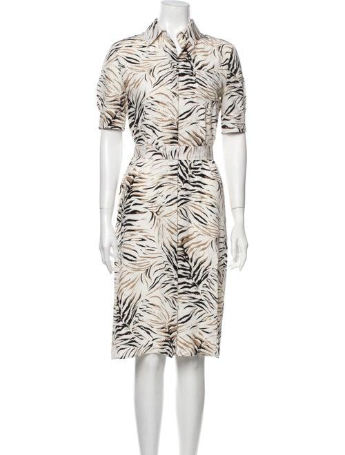 Altuzarra Silk Midi Length Dress - image 1