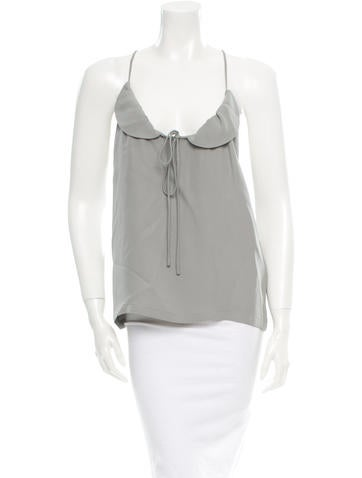 Alexander Wang Silk Top None