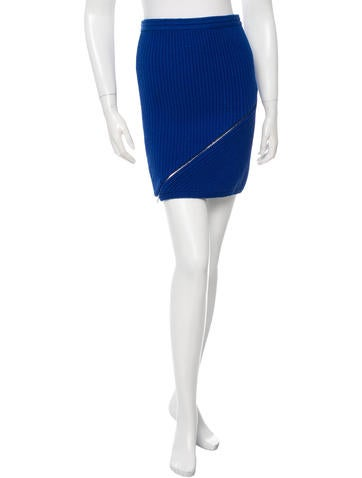 Alexander Wang Knit Mini Skirt w/ Tags None