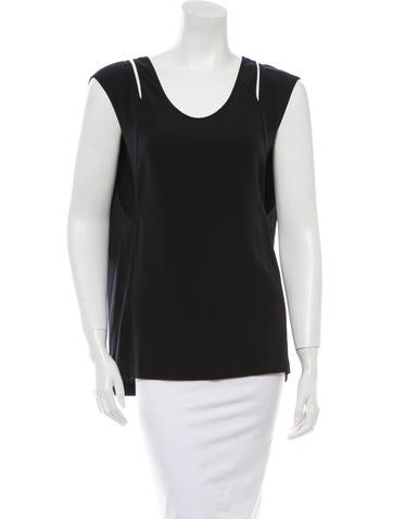 Alexander Wang Cutout Top None
