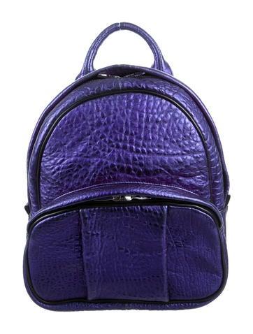 Metallic Dumbo Backpack w/ Tags