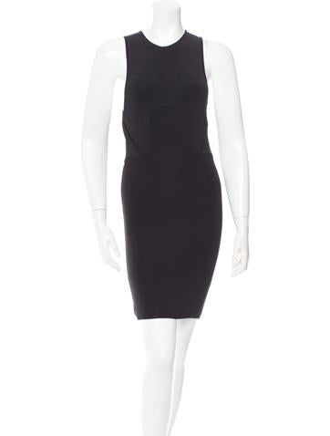 Alexander Wang Bodycon Mini Dress None