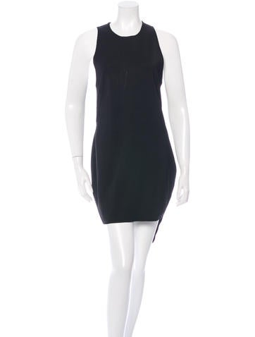 Alexander Wang Rib Knit Bodycon Dress None
