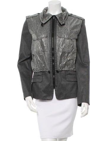 Alexander Wang Patterned Jacket None