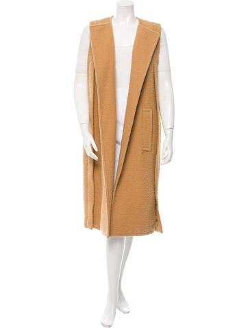 Alexander Wang Wool Long Vest None