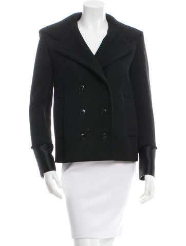 Alexander Wang Wool & Cashmere Jacket None