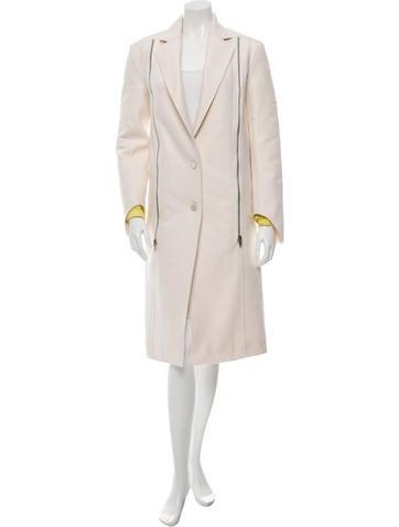 Alexander Wang Wool Long Coat None