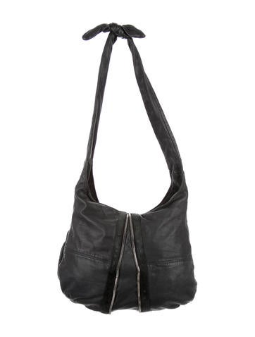 Leather Donna Hobo