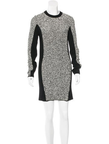Alexander Wang Knit Wool Dress None
