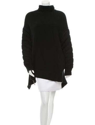Alexander Wang Oversize Wool Sweater None