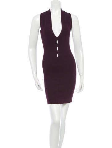 Alexander Wang Bodycon Dress None