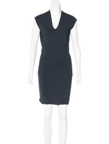 Alexander Wang Sleeveless Sheath Dress None