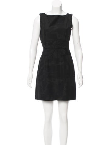 Alexander Wang Mini Sheath Dress None