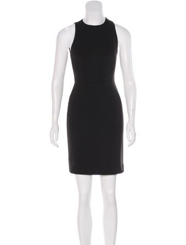 Alexander Wang Cutout-Accented Mini Dress None