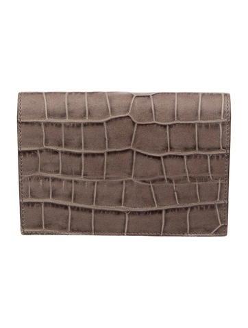 Embossed Prisma Wallet