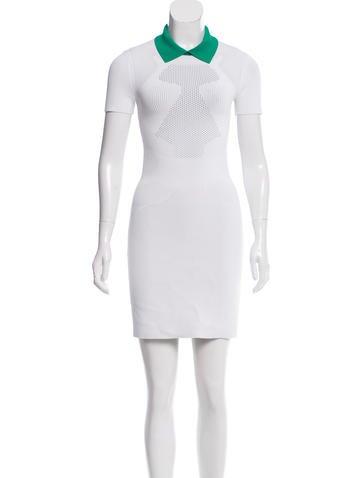 Patterned Short Sleeve Tunic