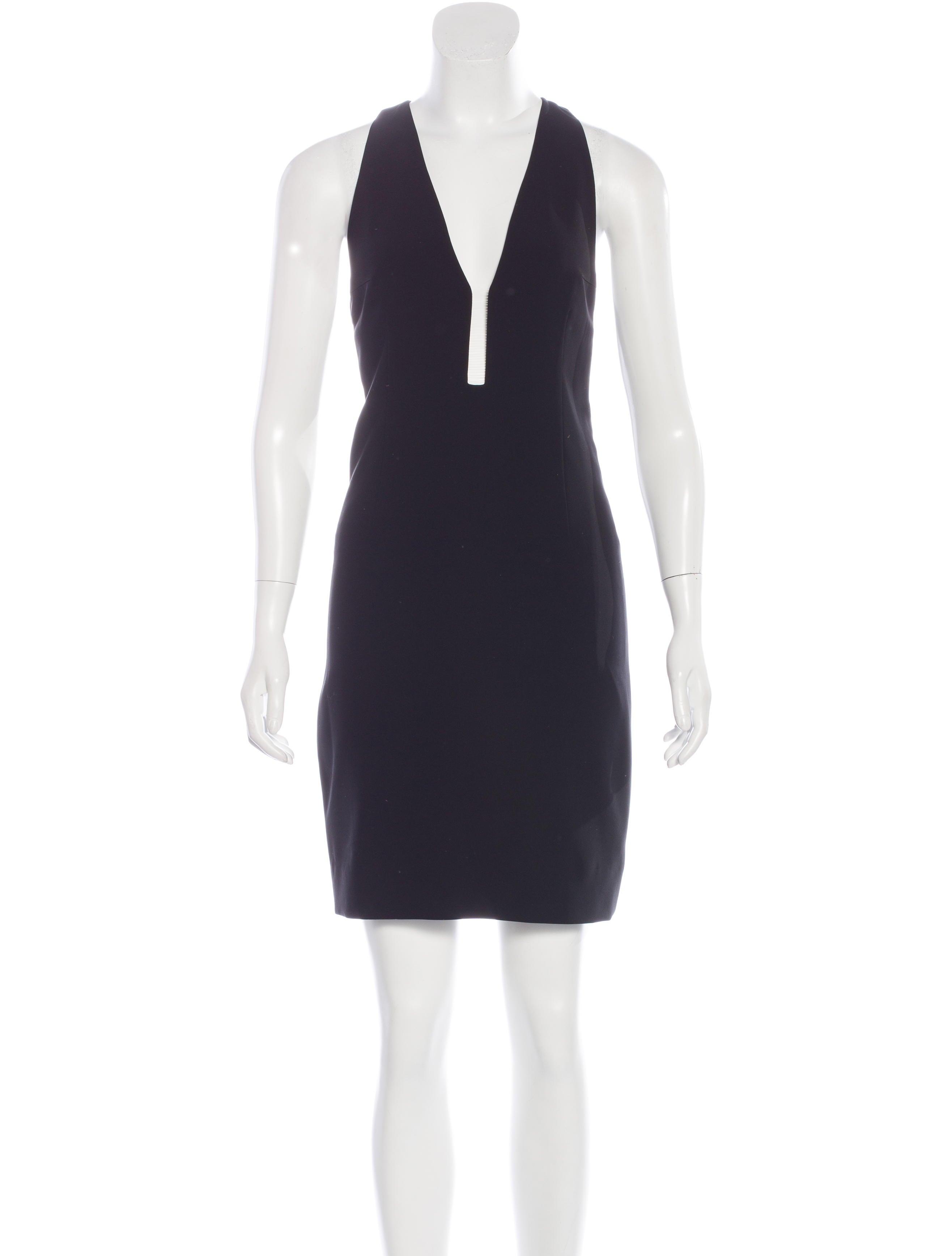 Alexander wang sleeveless mini dress dresses alx35543 for Alexander wang wedding dresses