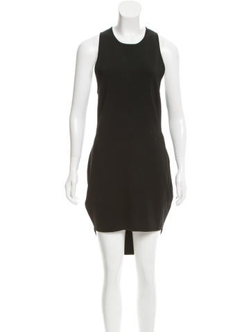Alexander Wang Textured Midi Dress None