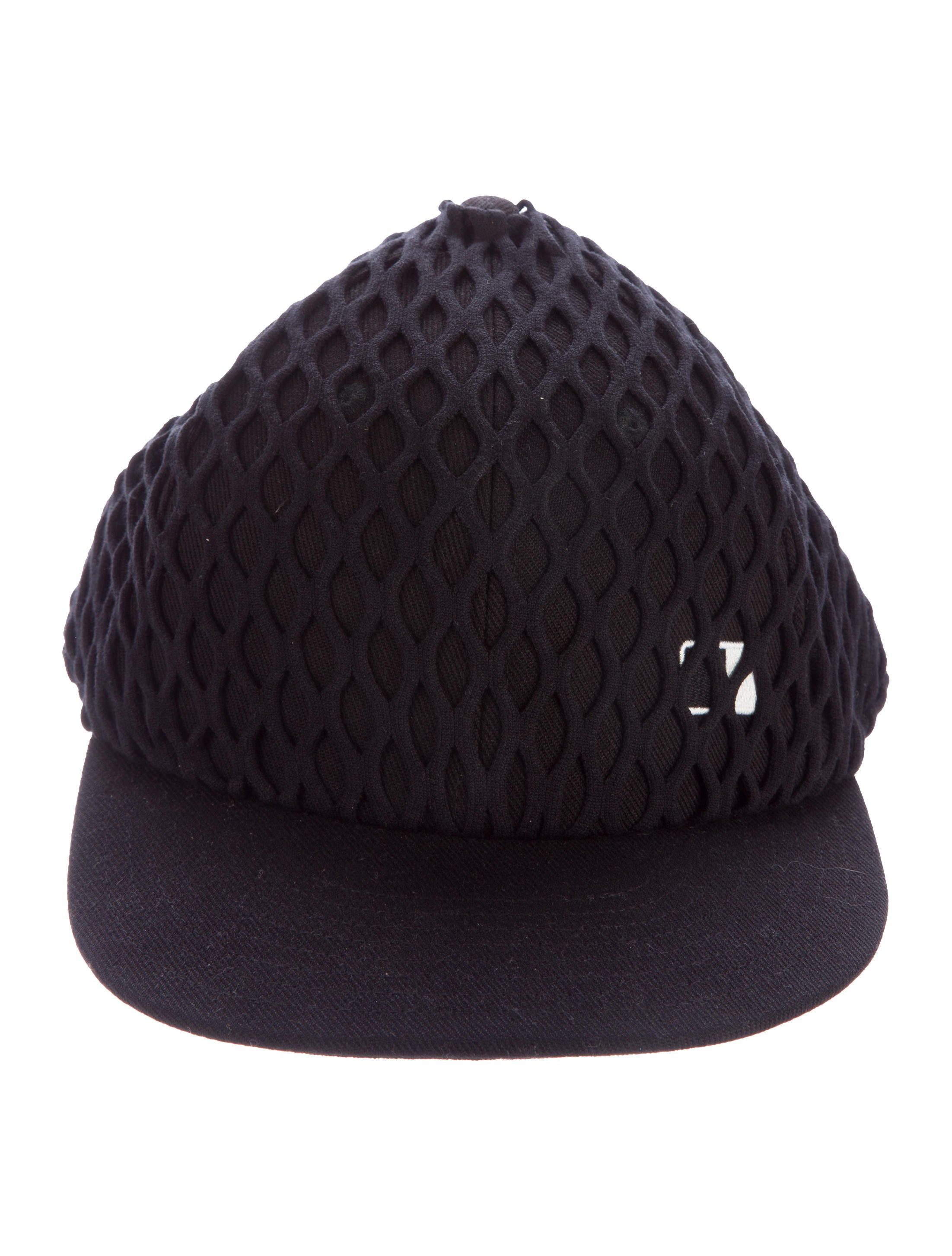 wang runway baseball hat accessories