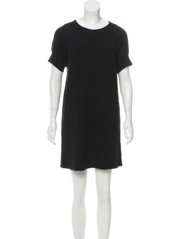 Alexander Wang Mini Sweater Dress None
