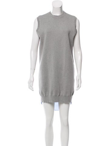 Alexander Wang Sleeveless Knit Dress None