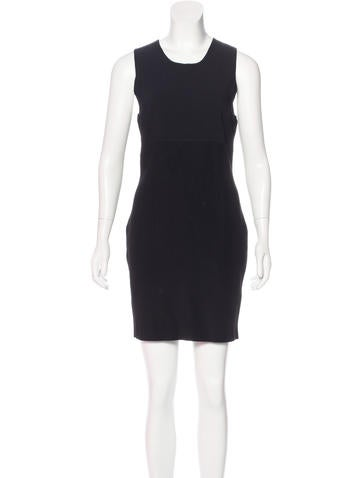 Alexander Wang Sleeveless Bodycon Dress w/ Tags None