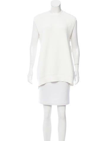 Alexander Wang Sleeveless Knit Top None