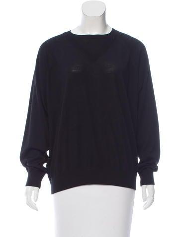 Alexander Wang Wool Knit Sweater None
