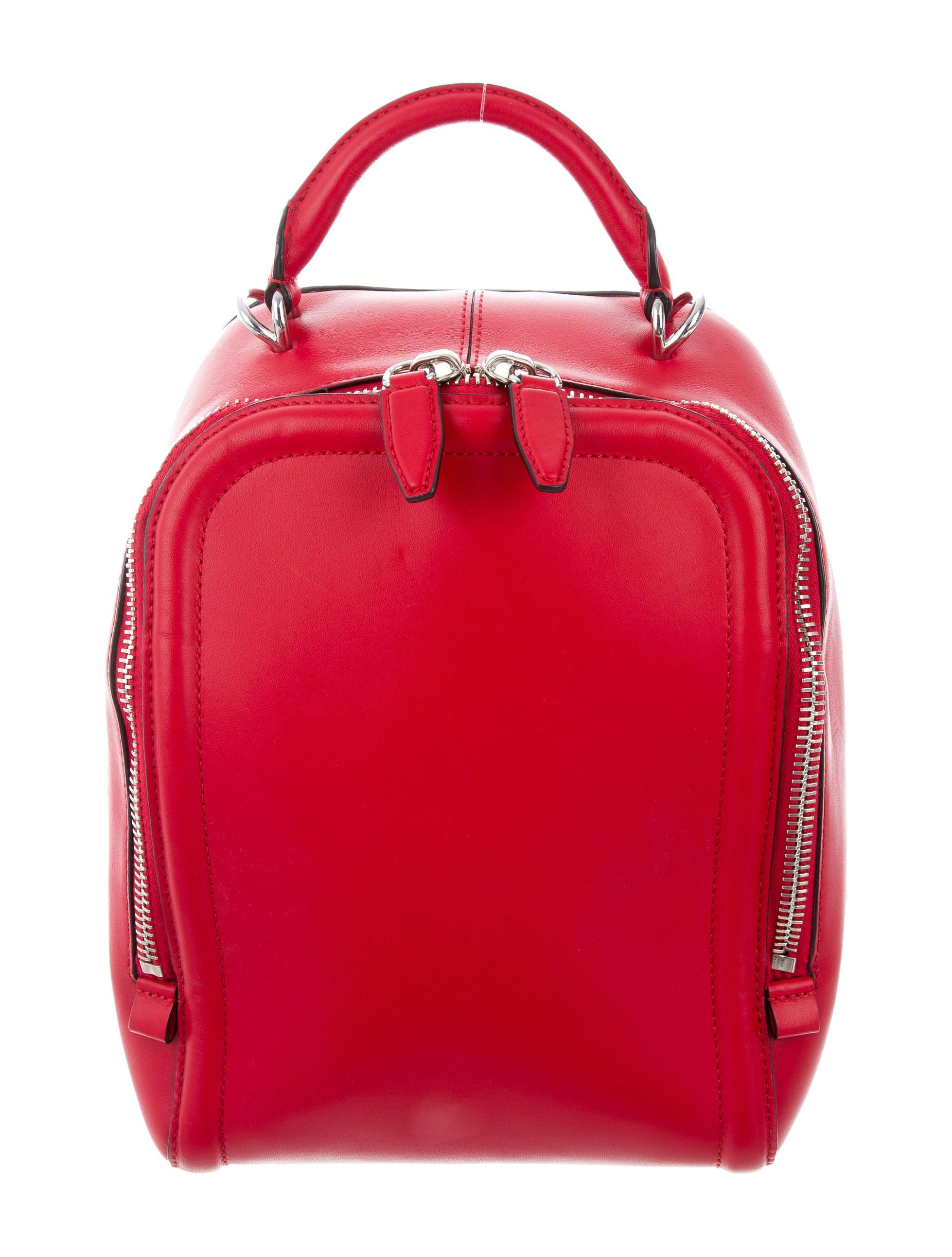 wang leather shoe bag handbags alx38711