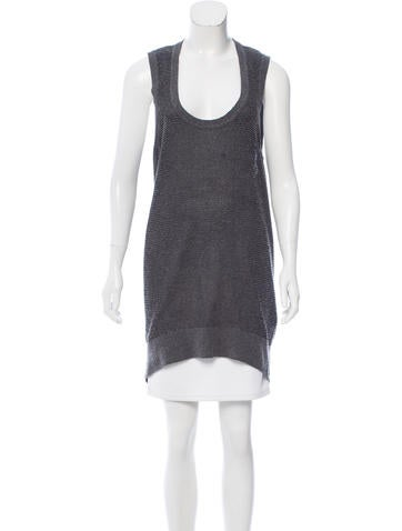 Alexander Wang Textured Knit Tunic None