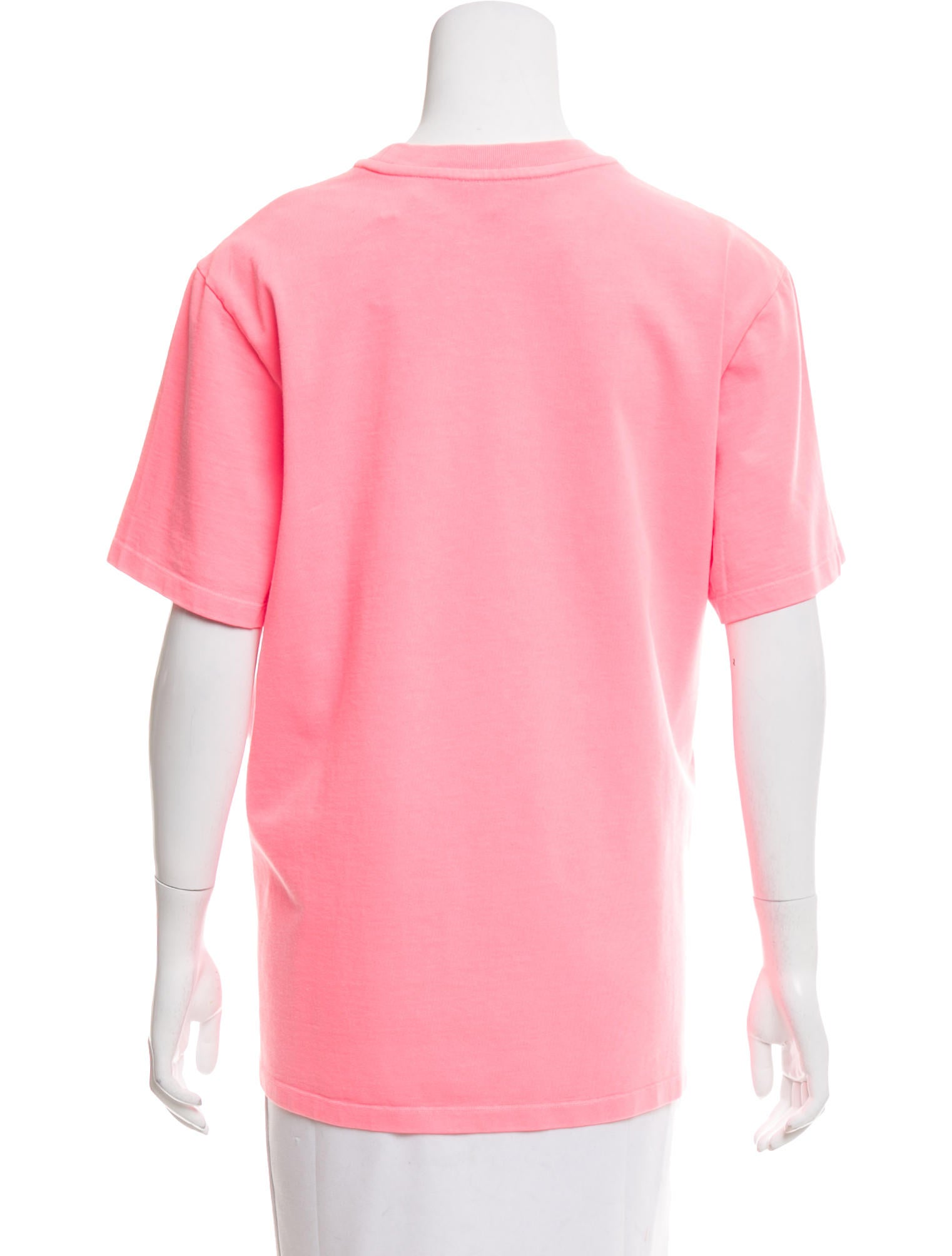 Alexander wang mild detergent oversize top clothing for Best detergent for dress shirts