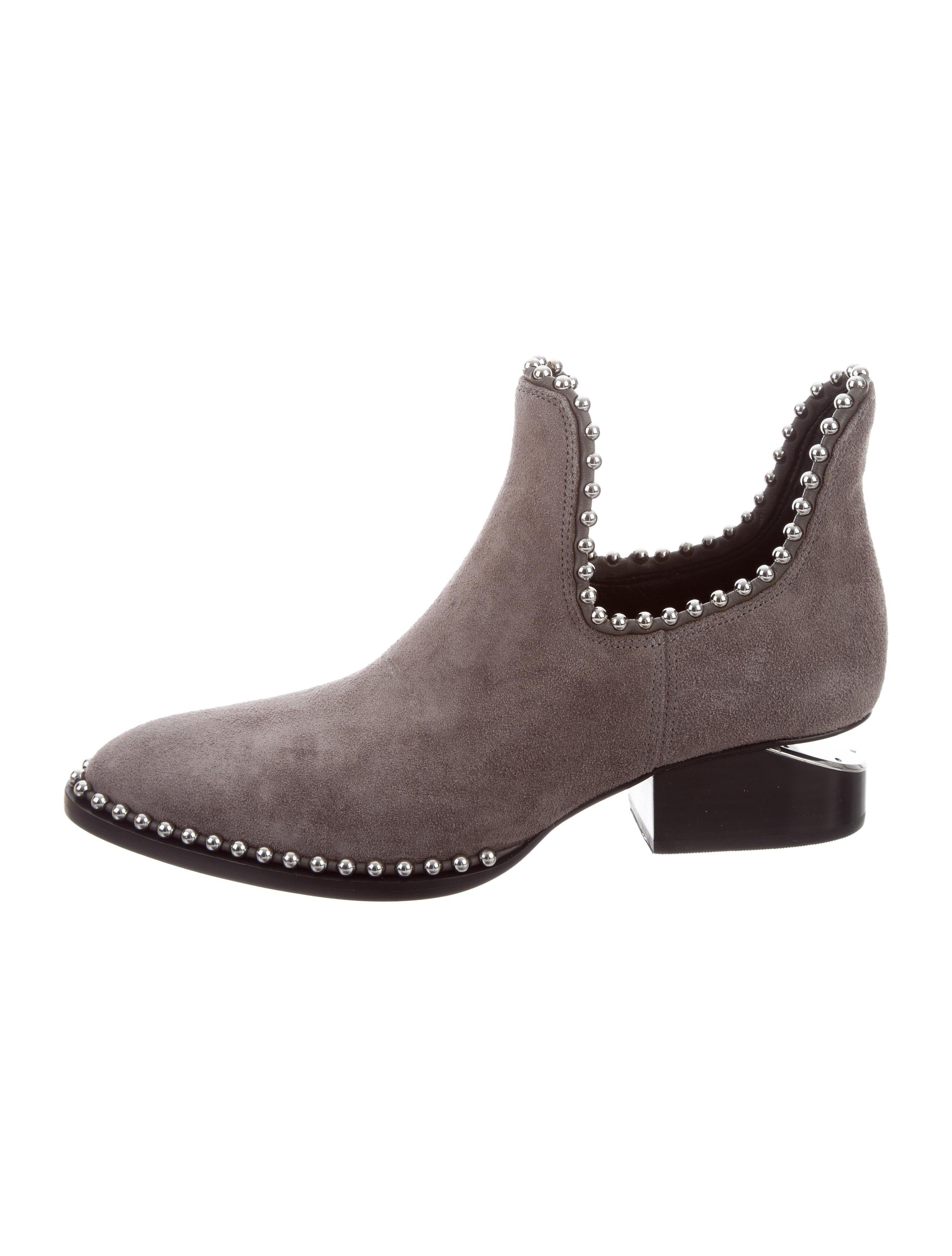 4cb22b758c2b Alexander Wang 2017 Kori Ankle Boots - Shoes - ALX39507