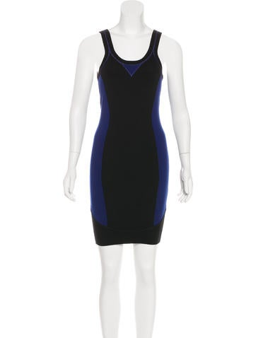 Alexander Wang Wool Knit Dress None