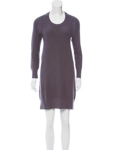 Alexander Wang Cashmere Sweater Dress None
