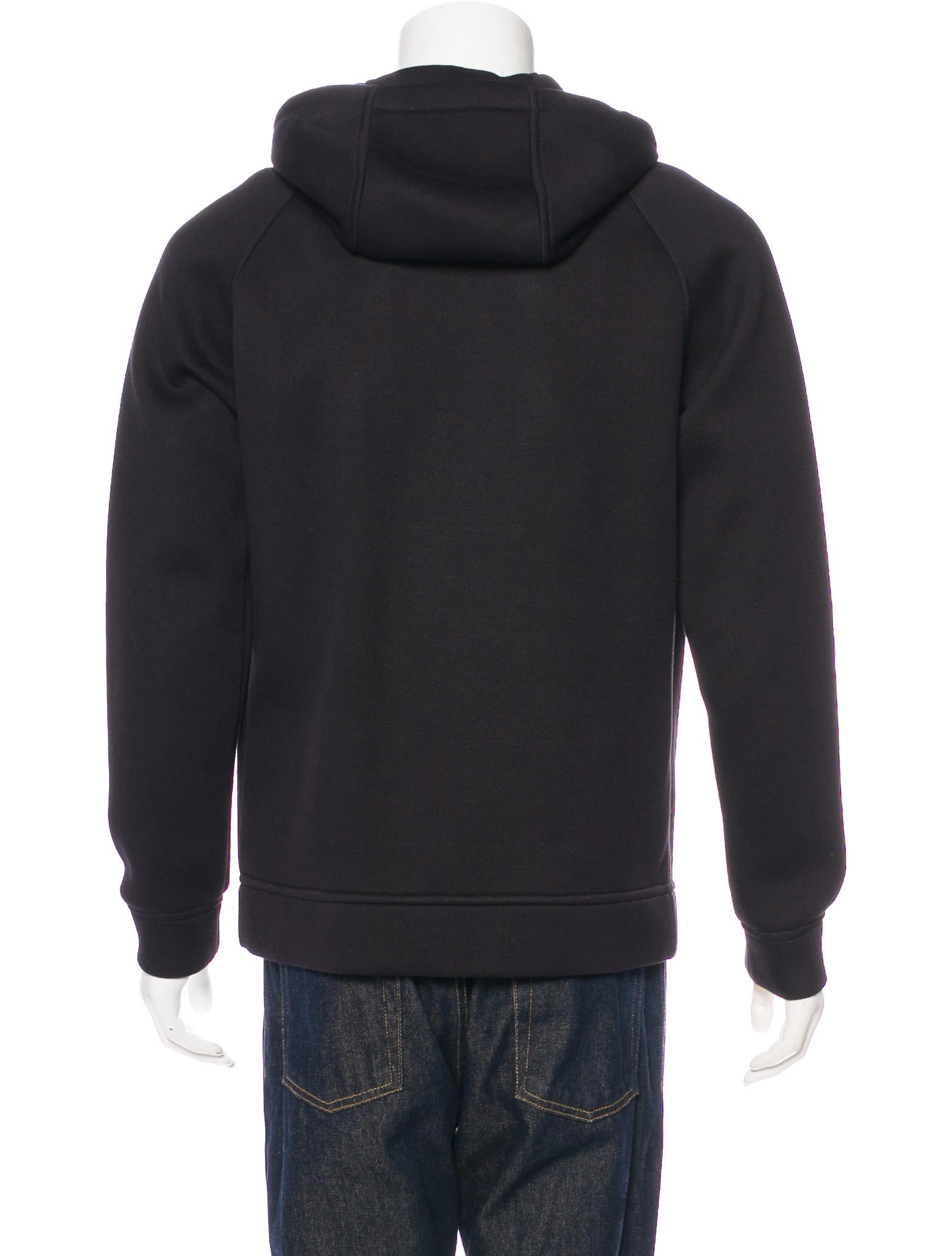 Alexander Wang Zip-Up Hoodie - Clothing - ALX41330 | The RealReal