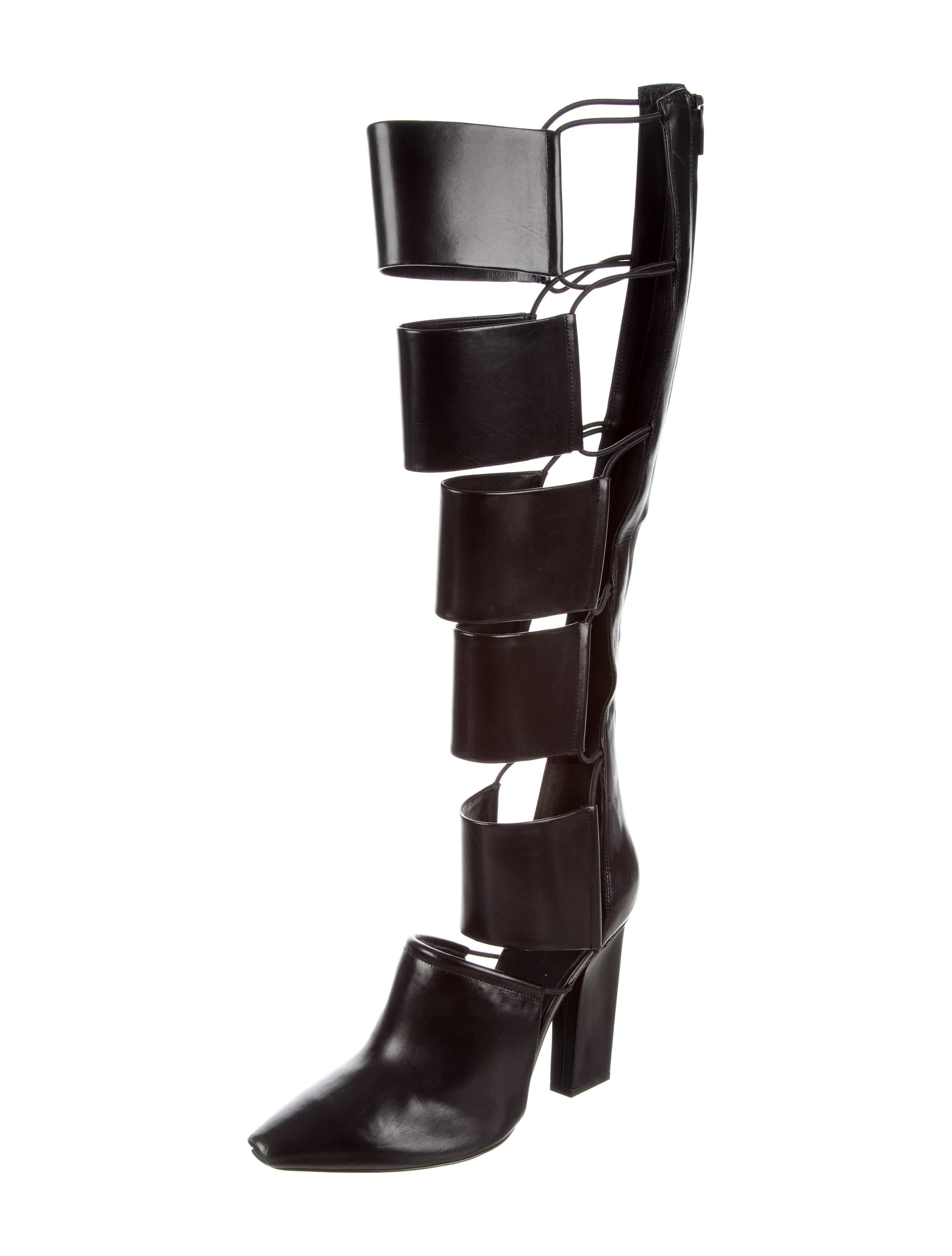 sale Inexpensive latest cheap online Alexander Wang Marta Knee-High Boots w/ Tags free shipping cheapest price jIjwHto8h