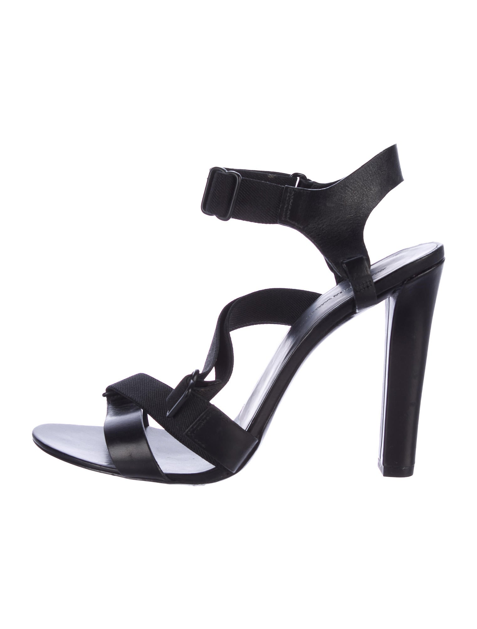 Alexander Wang Multistrap Patent Leather Sandals cheap sale supply clearance with mastercard low shipping fee cheap get to buy 4IlDg