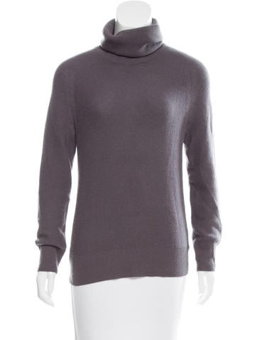 Alexander Wang Turtleneck Long Sleeve Sweater None