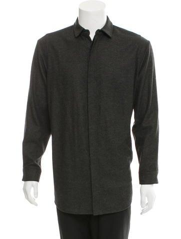 Alexander Wang Knit Button-Up Shirt None