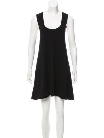Alexander Wang Cashmere Mini Dress None