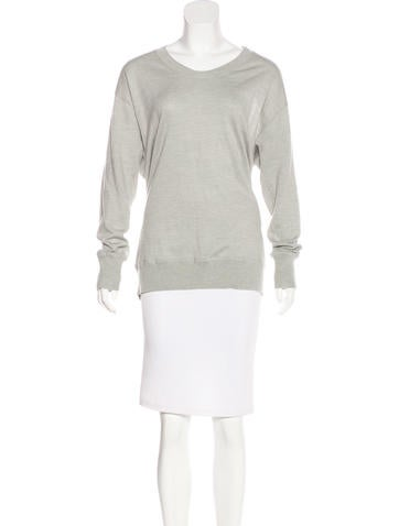 Alexander Wang Lightweight Wool Sweater None