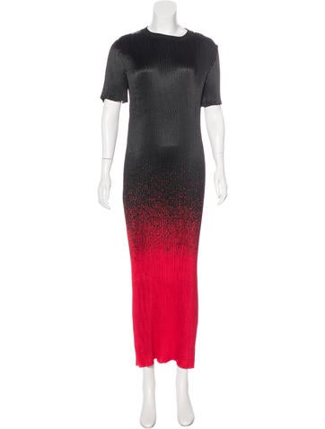 Alexander Wang Pleated Maxi Dress w/ Tags None