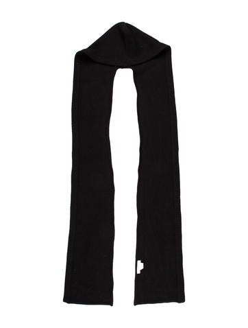 Alexander Wang Cashmere Hooded Scarf None