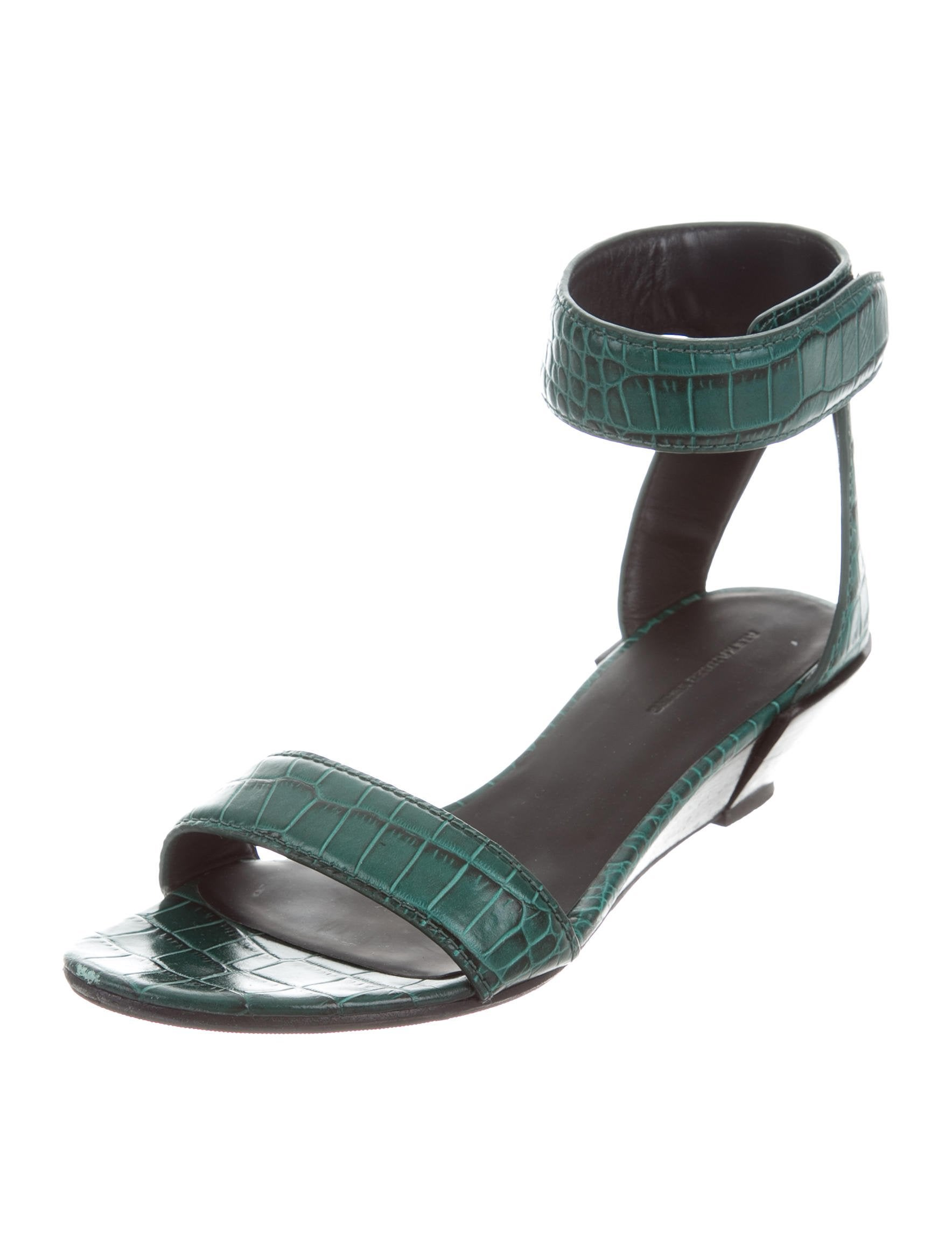 Alexander Wang Embossed Multistrap Sandals official site sale online cheap sale in China from china sale online discount outlet sMaynTDZhn