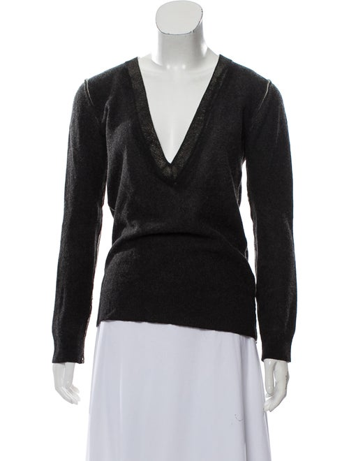 Cashmere Intarsia Sweater by Alexander Wang