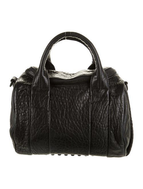 Alexander Wang Rockie Small Duffel Bag Black